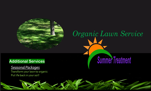 Organic Summer Treatment 817-405-9180